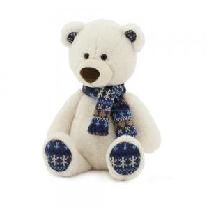 Мягкая игрушка Медведь Снежок