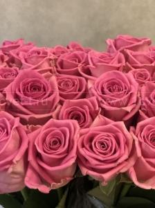 Роза розовая №892
