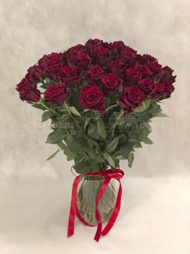 Букет из 51 красной розы №900